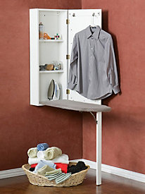 Ironing Center Wall Mount by linensource