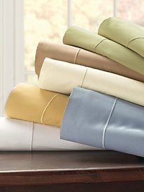 Indulgence Straight Hem Sheets