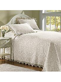 Colonial Rose Bedspread