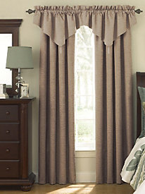 Sound Asleep Ascot Window Valance