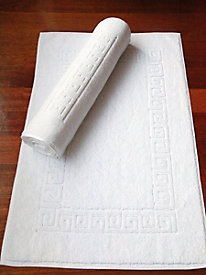 Turkish Cotton Bath Mats (Set of 2)