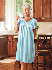 Women's Tricot Nightgown...
