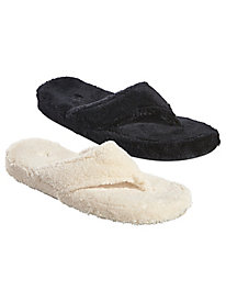 Spa Thong Slippers By Acorn®