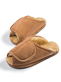 Sheepskin Wrap Slippers for Men & Women