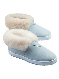 Women's Shearling Slippers...