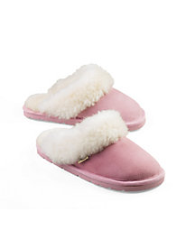 Women's Shearling Scuffs