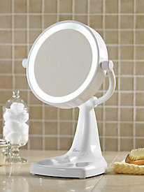 10X Lighted Mirror by Gold Violin