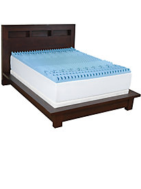 Gel Mattress Topper (Twin)...