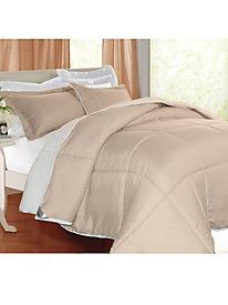 Sweet Slumber Sherpa Comforter Set (Full/Queen)