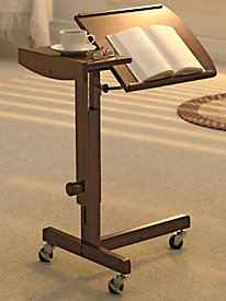 Room-to-Room Rolling Table