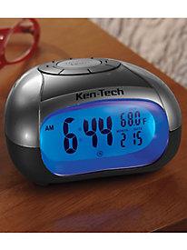Talking Alarm Clock @...