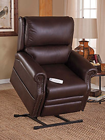The Up & Comer Powered Recliner