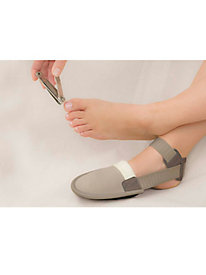 Soft Nail Sandals by Gold Violin