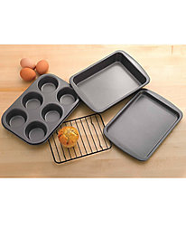 4-Piece Toaster Oven Bakeware
