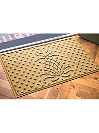 WaterGuard Ellipse Pineapple Door Mat