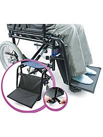 Wheelchair Leg Cushion by Gold Violin