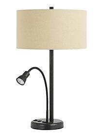 Gooseneck Single LED Lamp