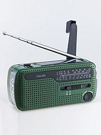 Emergency Flashlight/Radio