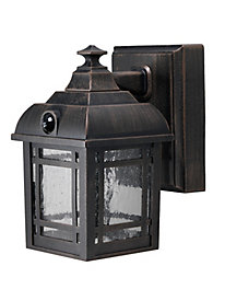 Wireless Craftsman Porch Light