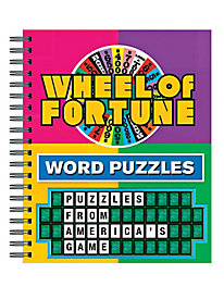 Wheel of Fortune® Word Puzzle Book