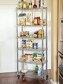 6-Shelf Storage Rack