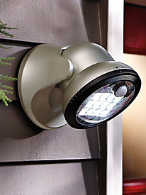 12-LED Wireless Motion-Activated Light