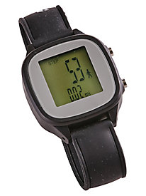 Large Watch Pedometer