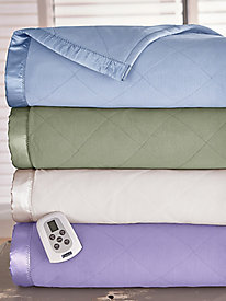 Micro Flannel® 7 Layers of Warmth Heated Blanket