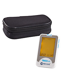 Bilingual Talking Glucose Monitor