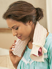 Flexible Hot Water Bottle with Cover