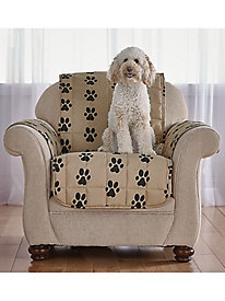 Paw Print Furniture Protector