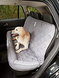 Back Seat Protector with Bolster