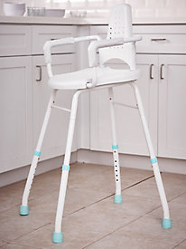 Multi-Use Adjustable Stool