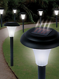 Solar Accent Lighting