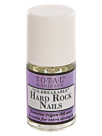 Total Manicure Un-Breakable Hard Rock Nails