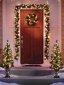5-Piece Door Kit - Clear Lights