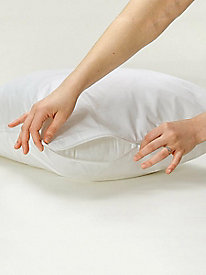 Cotton/Polyester Pillow Protectors (pair)