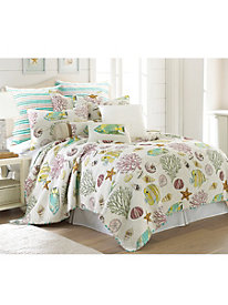 Diver's Paradise Decorative Pillow