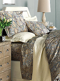 Windsor Paisley Sheet Set