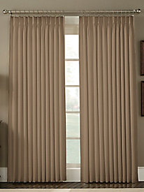 Crosby Pinch Pleat Curtain Panels (pair)