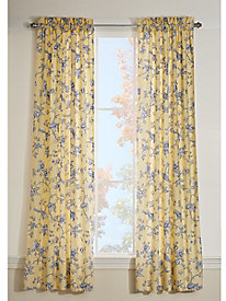 Montereau Toile Lined Curtain Panels