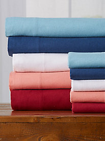 Classic Solid Flannel Sheet Blanket