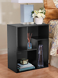 End Table and Bookcase