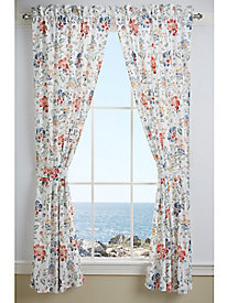 Chateau Jardin Curtain Panels (Pair)