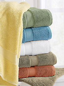 Indulgence Ringspun Bath Towel