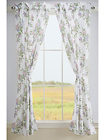 Lilac Dreams Lined Curtain Panels (pair)
