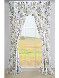 Lilac Dreams Lined Curtain Valance