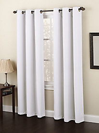 Montego Casual Grommet Curtain Panel