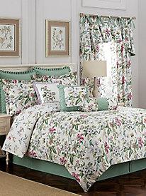 Palace Green Comforter Set