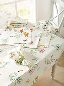 Butterfly Meadow Table Linens by Lenox